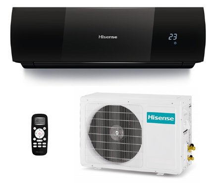 Кондиционер Hisense AS-12HR4SVDDEB1 Black Star Classic A