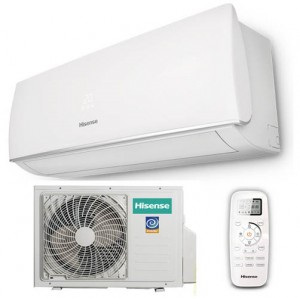Кондиционер Hisense AS-09UR4SYDDB1 Smart DC Inverter